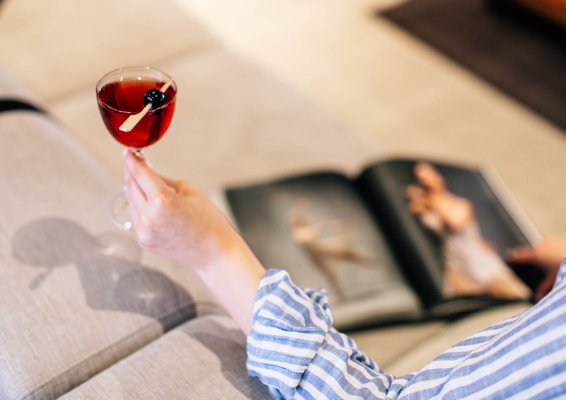 Manhattan at the Baldwin, BCV relaxation content, 360 social media for hospitality